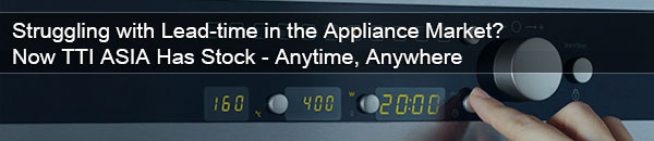 Struggling with lead time in the appliance market?